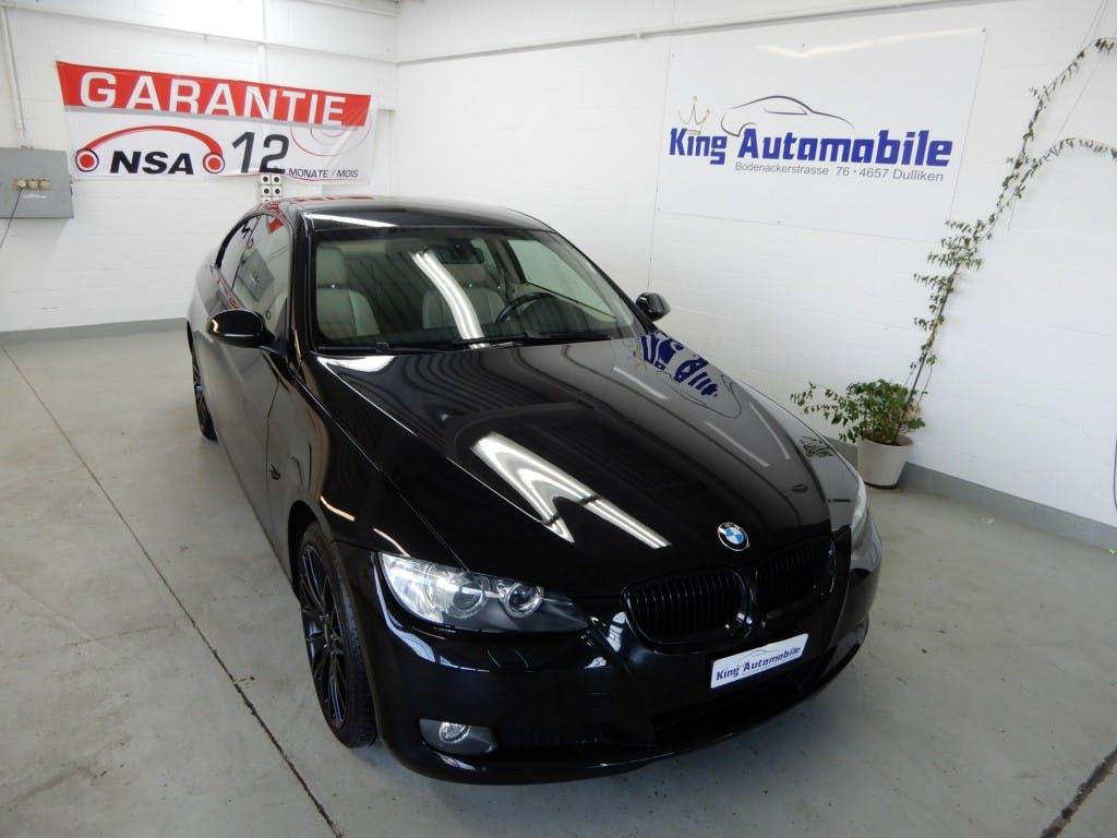coupe BMW 3er 320i Coupé Steptronic
