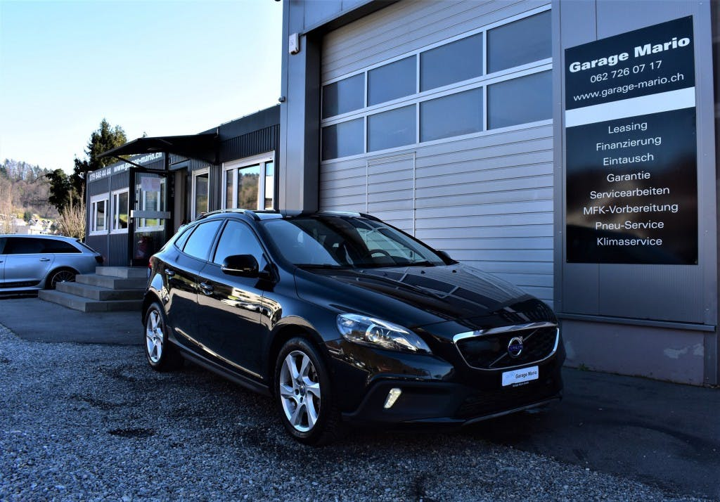 estate Volvo V40 Cross Country D4 Summum Geartronic