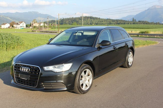 estate Audi A6 Avant 2.0 TDI multitronic