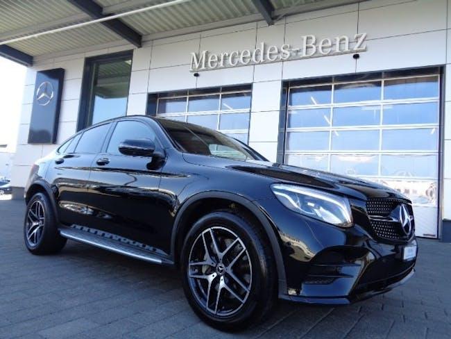 suv Mercedes-Benz GLC-Klasse GLC Coupé 250 d AMG Line 4Matic 9G-Tronic