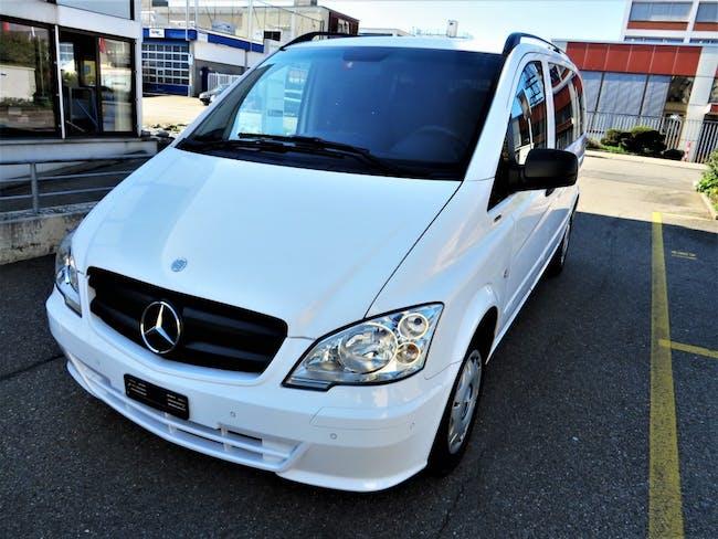 bus Mercedes-Benz Vito 122 CDI Blue Efficiency A