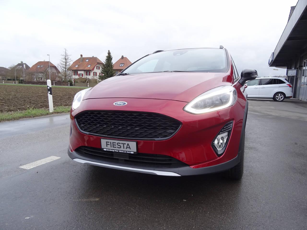 saloon Ford Fiesta 1.0 EcoB 140 Active 3
