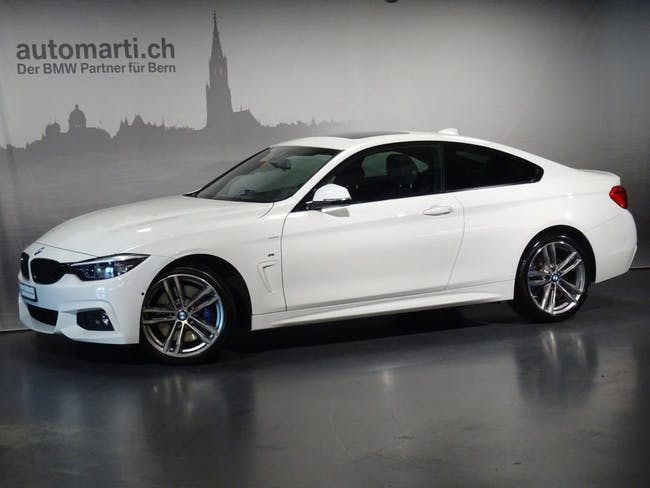 coupe BMW 4er 440i Coupé xDrive M Sport