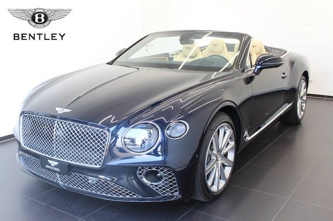 cabriolet Bentley Continental 6.0 W12