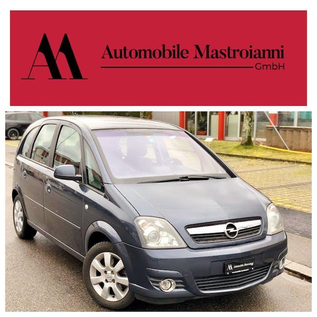 van Opel Meriva 1.6i 16V TP Cosmo