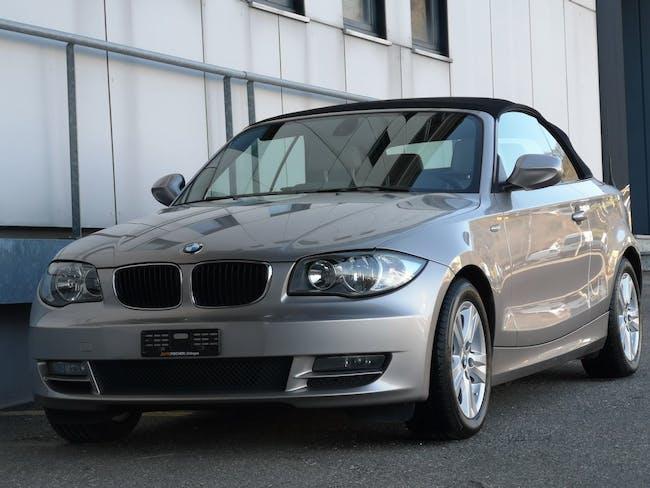 cabriolet BMW 1er 118i Cabrio