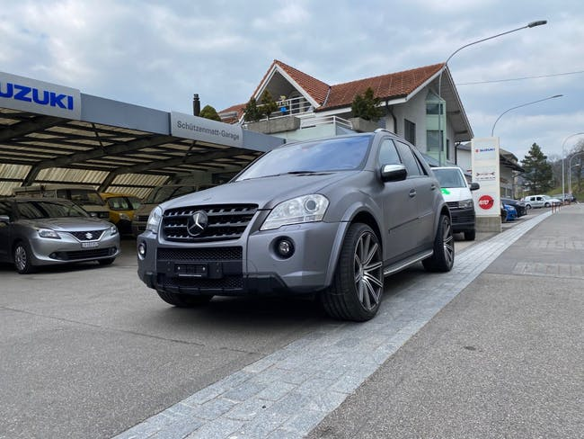 suv Mercedes-Benz M-Klasse ML 63 AMG 4Matic 7G-Tronic