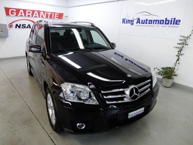 suv Mercedes-Benz GLK-Klasse GLK 220 CDI BlueEfficiency 4Matic 7G-Tronic