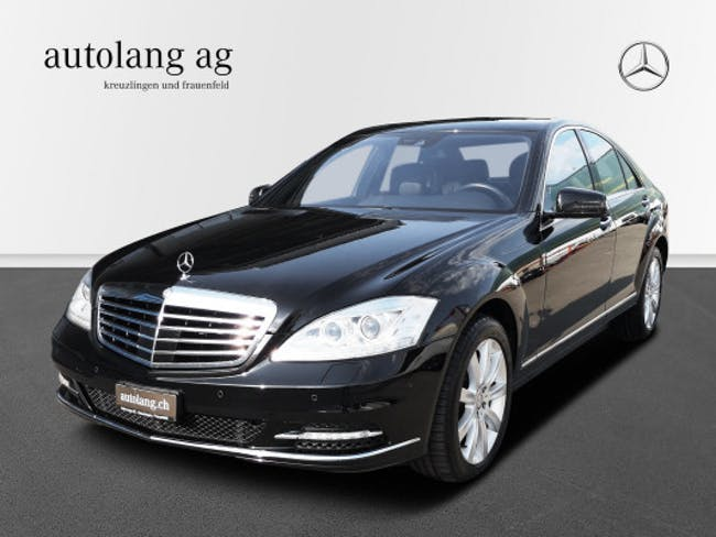 saloon Mercedes-Benz S-Klasse S 500 BlueEff. SS 4Matic