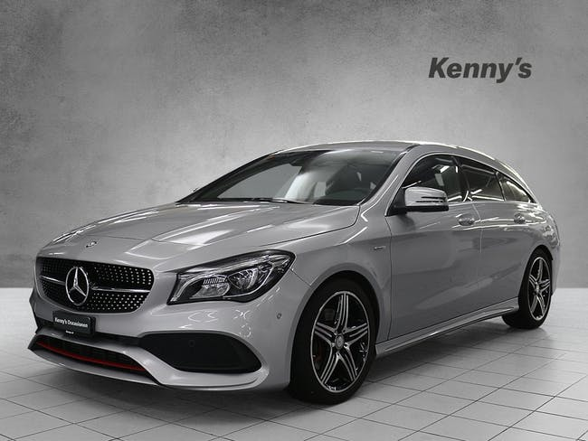 estate Mercedes-Benz CLA-Klasse CLA 250 Sport 4Matic Shooting Brake