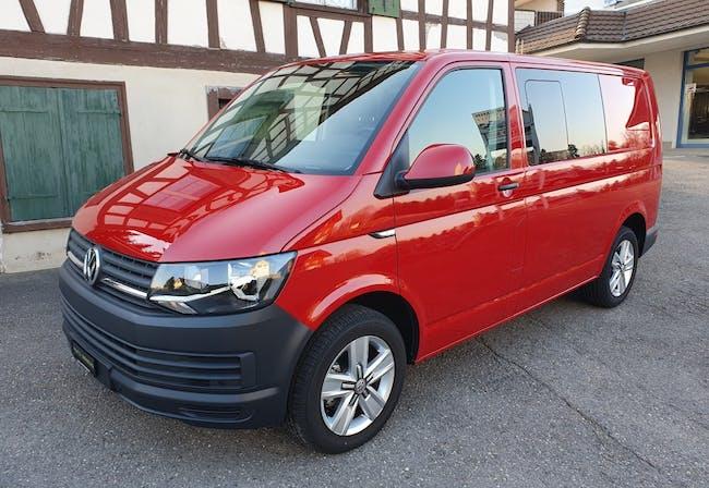 bus VW T6 Top ausgestatteter 6-Plätzer mit Standheizung. Ideales Fahrzeug zum selber ausbauen.