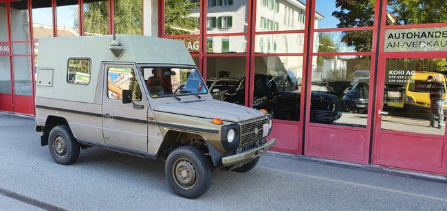suv Puch G-Modell 230 GE