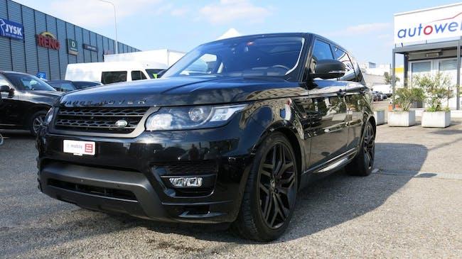 suv Land Rover Range Rover Sport 5.0 V8 SC Autobiography DynamicA