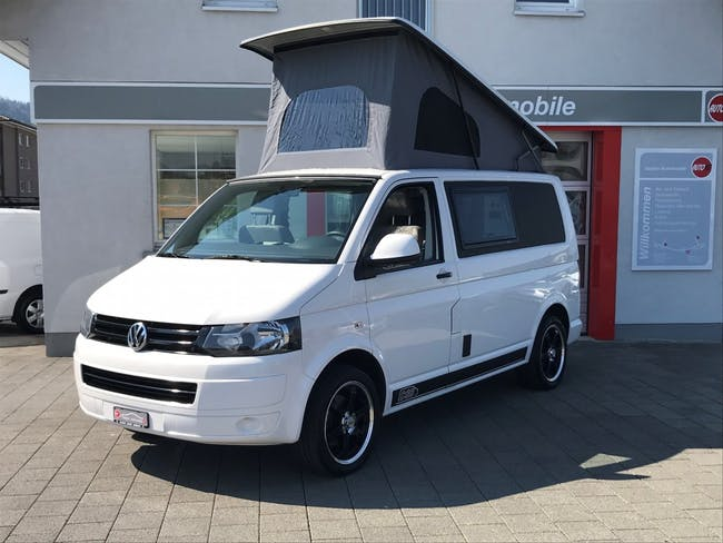 van VW T5 California 2.0 Bi-TDI Beach