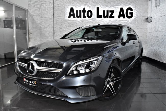 estate Mercedes-Benz CLS Shooting Brake 250 BlueTEC 4Matic 7G-Tronic