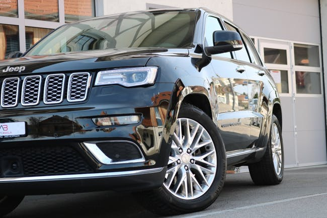 suv Jeep Grand Cherokee 3.0 CRD Summit Automatic