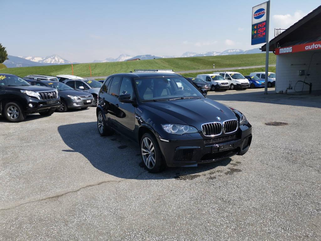 suv BMW X5 E70 M