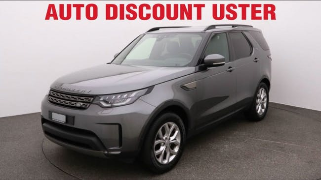 suv Land Rover Discovery Sport Discovery 2.0 SD4 SE Automatic