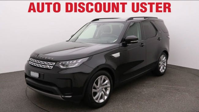 suv Land Rover Discovery Sport Discovery 2.0 SD4 HSE Automatic