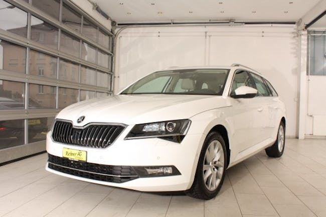estate Skoda Superb 1.8 TSI Style