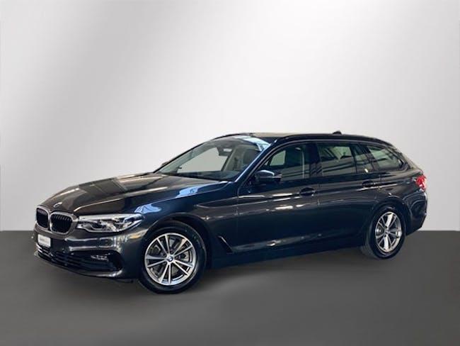 estate BMW 5er 520 D XDRIVE PADDLES TOURING