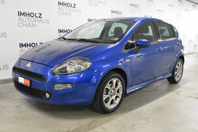saloon Fiat Punto 1.4 MultiAir 105 PS Sporting