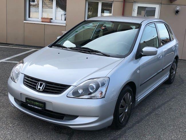 saloon Honda Civic 1.6i ES