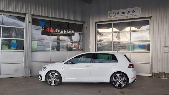 saloon VW Golf 2.0 TSI R 4Motion DSG