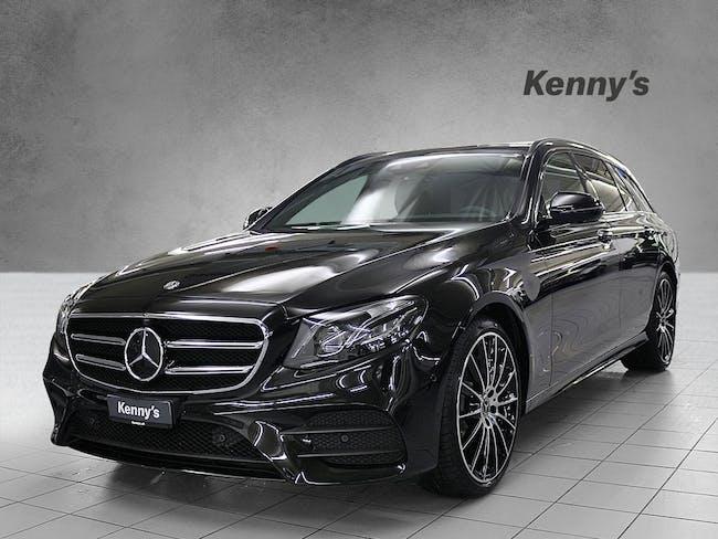 estate Mercedes-Benz E-Klasse E 220 d Swiss Star AMG Line 4m Kombi