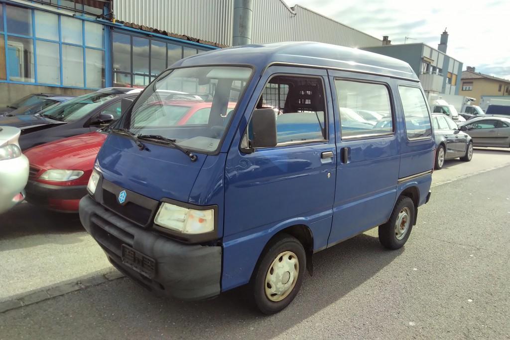 bus Piaggio Porter 1.3-16 4x4
