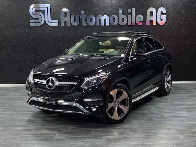 suv Mercedes-Benz GLE-Klasse GLE Coupé 350 d 4Matic 9G-Tronic