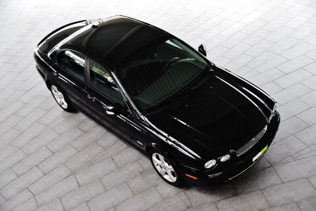 saloon Jaguar X-Type 3.0 V6 Traction4 Sovereign Automatic