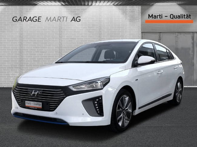 saloon Hyundai Ioniq 1.6 GDi Launch Plus