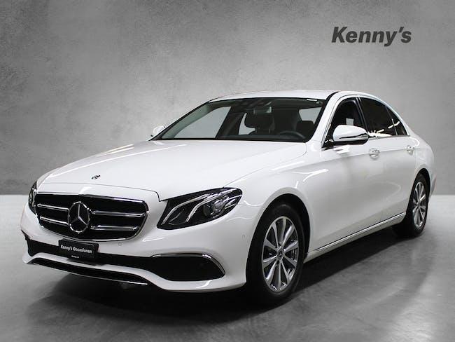 saloon Mercedes-Benz E-Klasse E 200 Avantgarde