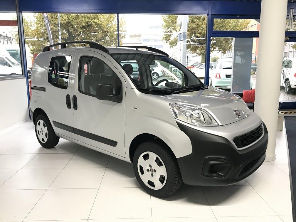 bus Fiat Fiorino Kombi 1.4i Swiss