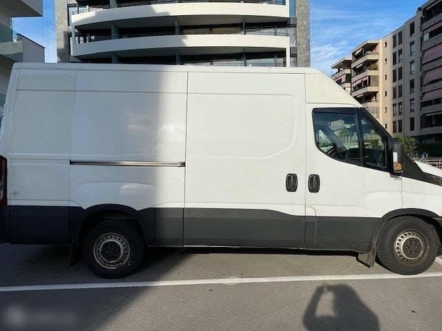 bus Iveco Daily / Turbo Daily Super affare!!! Vendesi furgone Iveco Daily