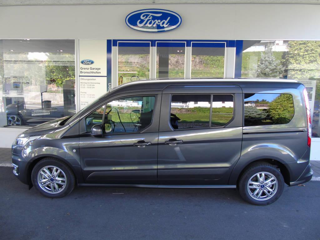 bus Ford Connect Tourneo Gr.Con.1.5 EcoBlue 120 Tita.