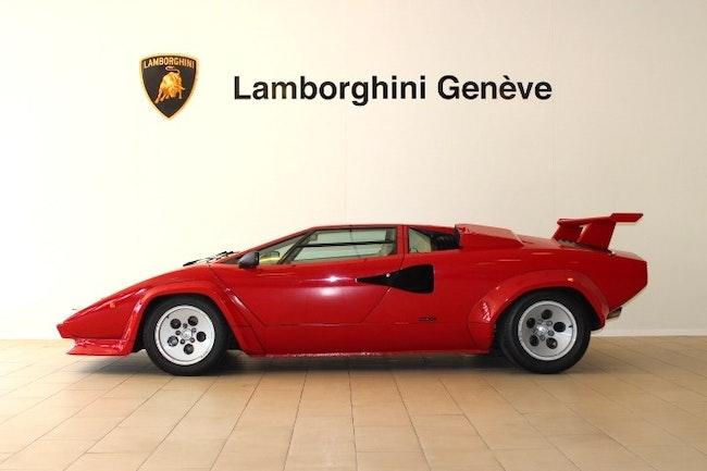 coupe Lamborghini Countach S 4V
