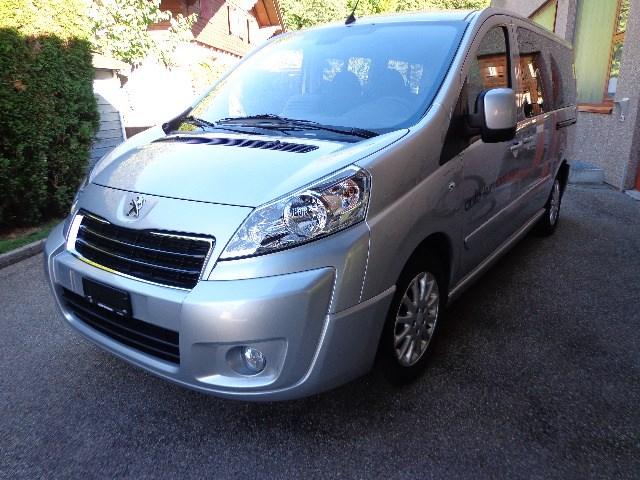 bus Peugeot Expert Tepee 2.0 HDi Shuttle L2