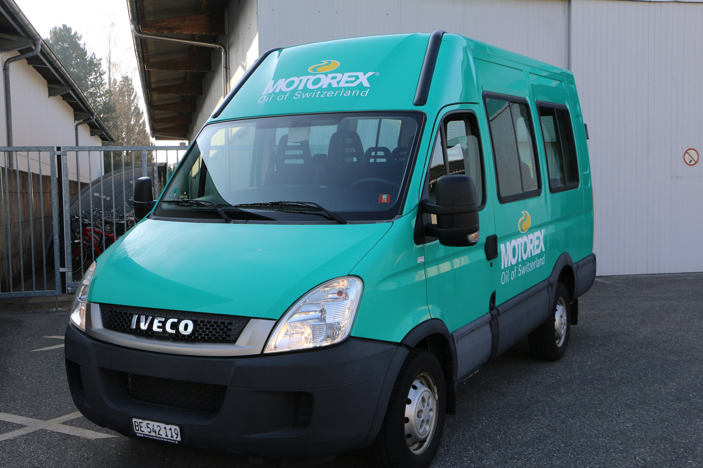 bus Iveco Daily / Turbo Daily Daily 35 S 14 C GKCA51A1B1