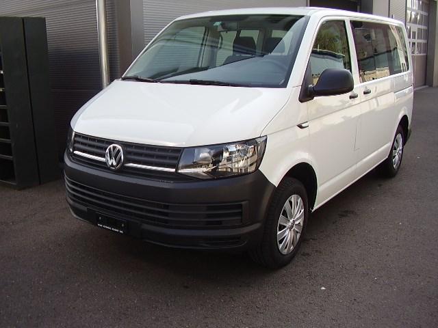 bus VW T6 2.0 TDI 4Motion