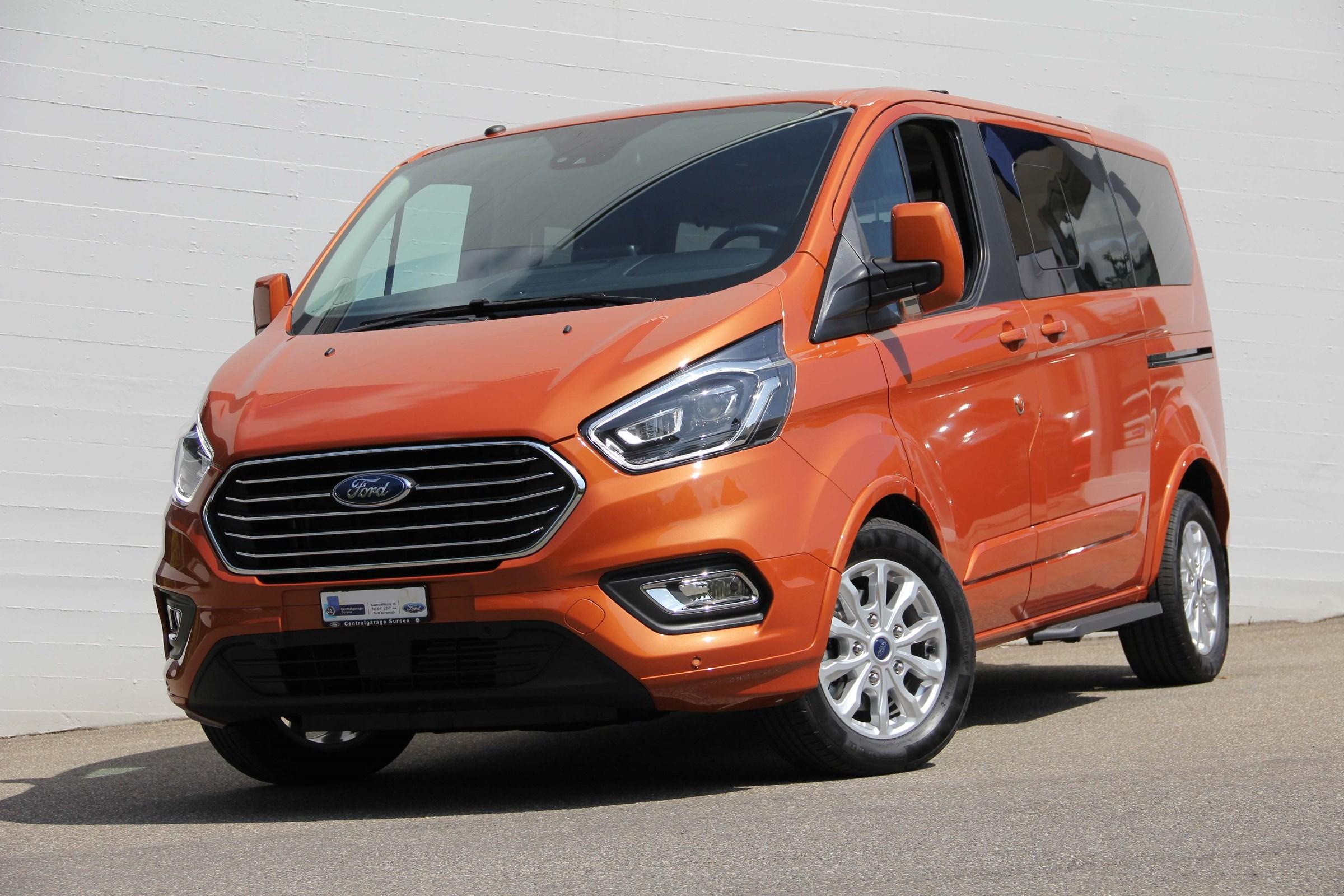 bus Ford Transit Custom Tourneo CustomL1 2.0TDCi 185PSmHEV Tit.