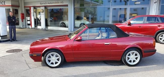 cabriolet Maserati Biturbo Spyder E