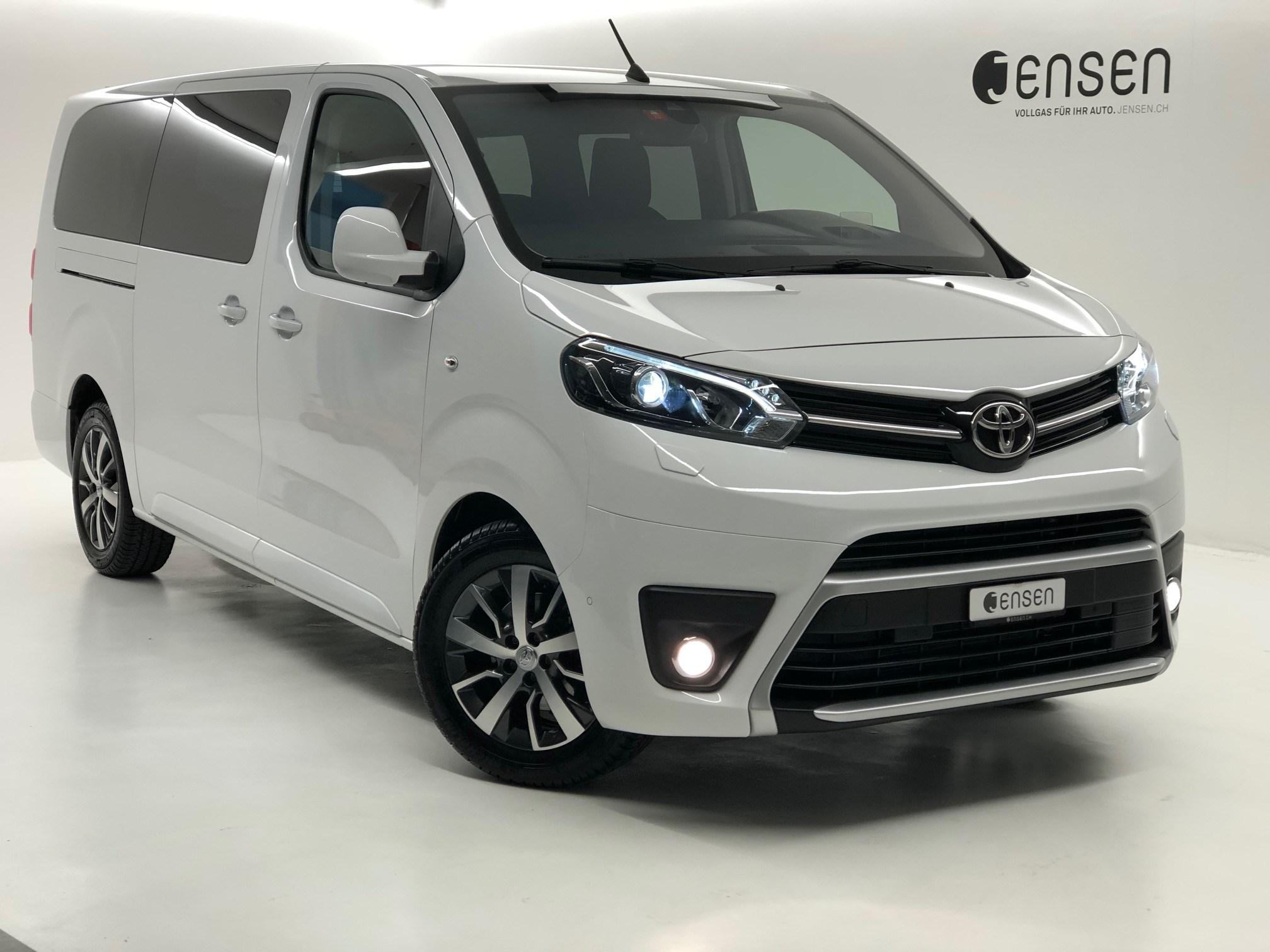 bus Toyota Proace Verso 2.0 D-4D 4x4 Trend Long
