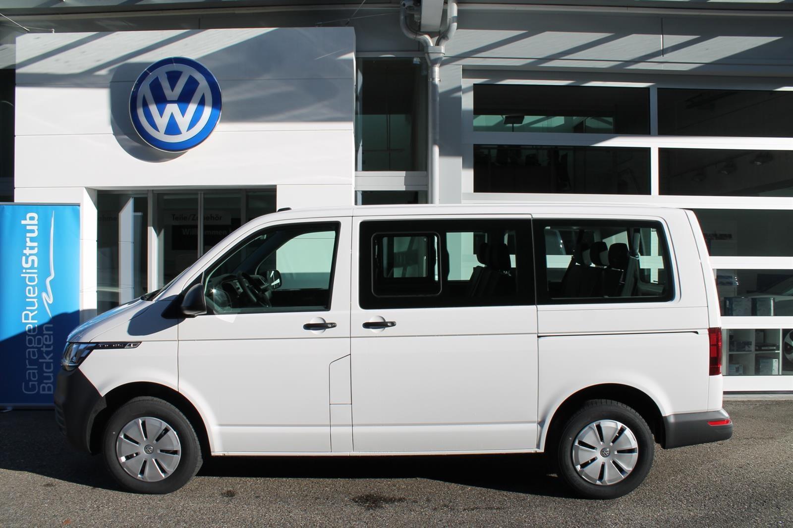 bus VW T6 .1 Caravelle 3000 2.0 TDI 150 TL Liberty 4m
