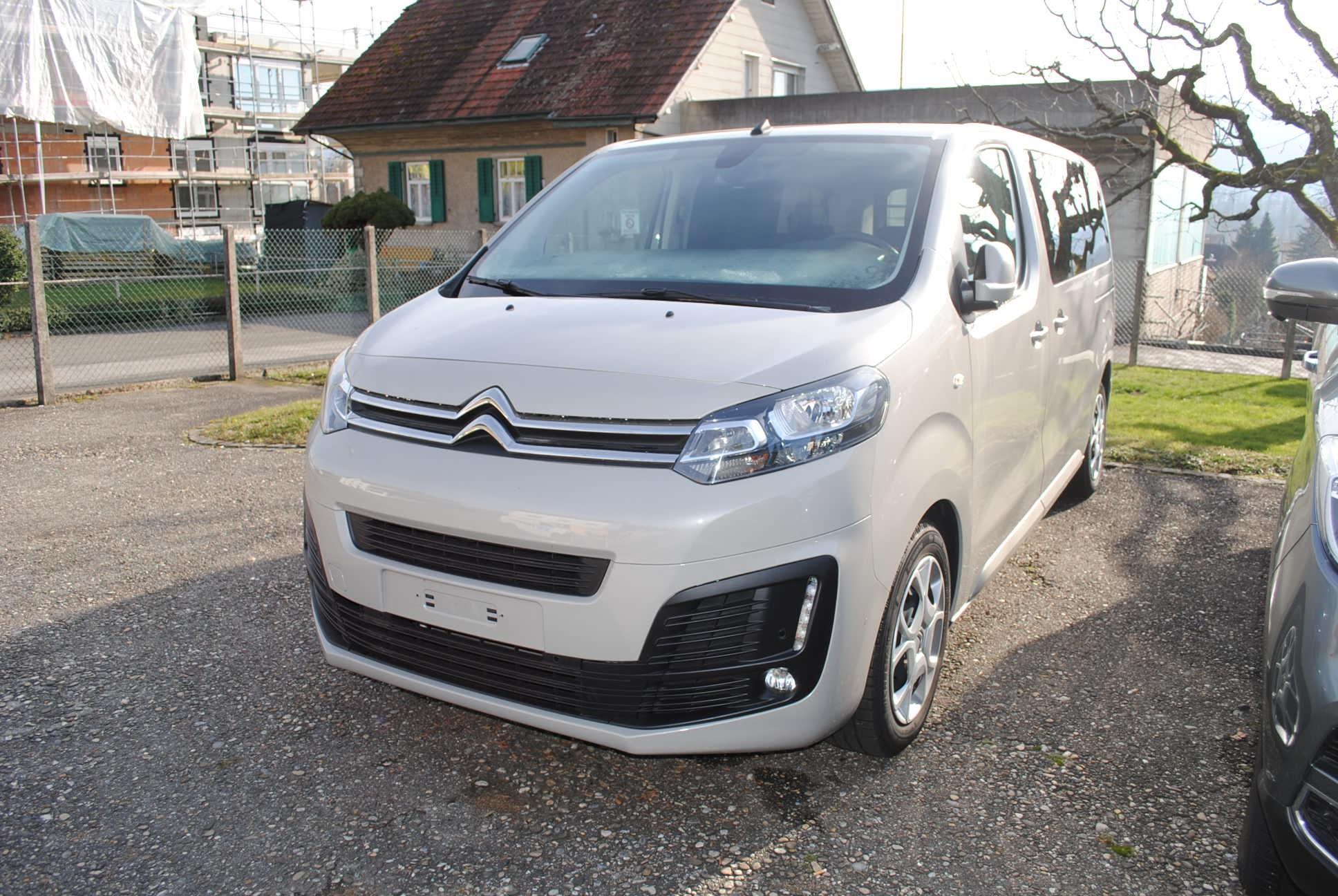 bus Citroën Spacetourer 2.0 BlueHDi Business M EAT