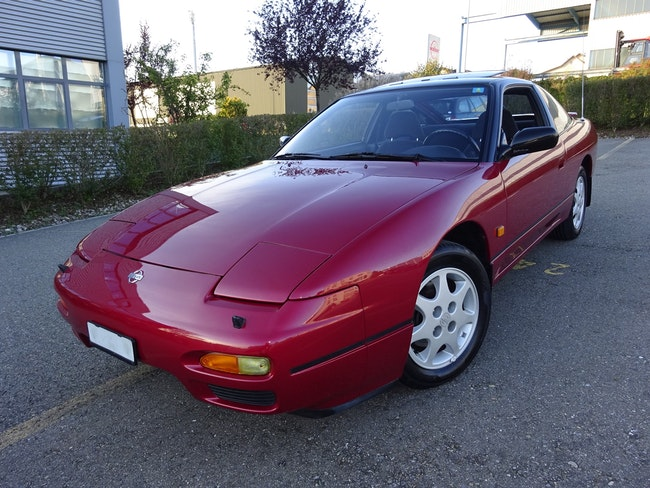 coupe Nissan 200 SX 1.8 16V Turbo ABS
