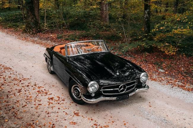 cabriolet Mercedes-Benz 190 SL