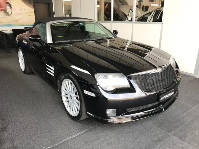 cabriolet Chrysler Crossfire 3.2 SRT6 Roadster
