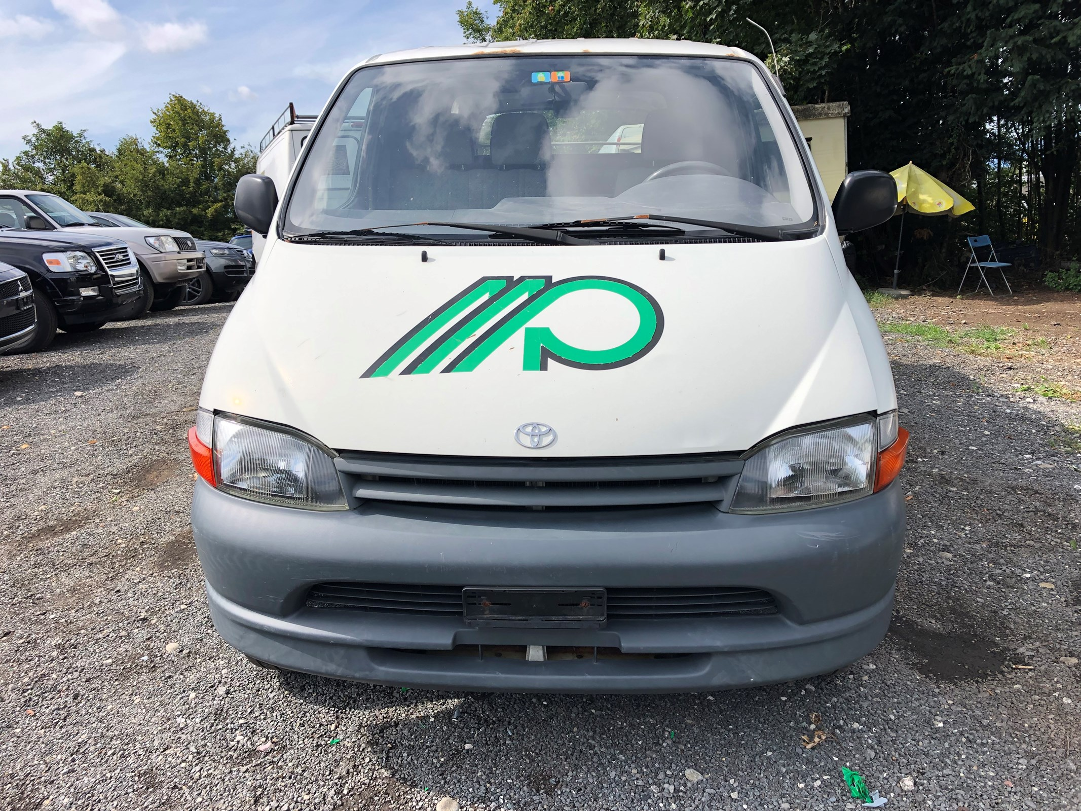 bus Toyota Hiace 2.4TD Kombi LWB 4x4